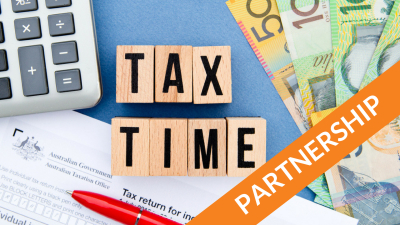 2018 Tax Time Checklist - Partnership
